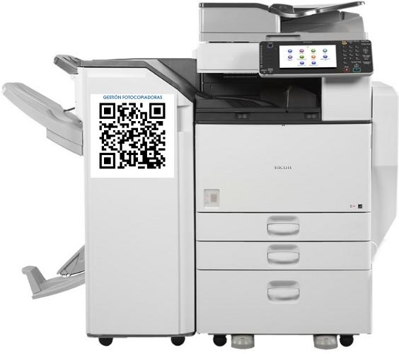Identificación del historial de incidencias, reparaciones o deudas de la fotocopiadora