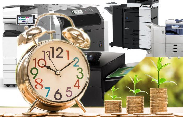 Qué es un programa de gestión de parques de fotocopiadoras