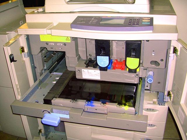 Cómo saber si es rentable una fotocopiadora